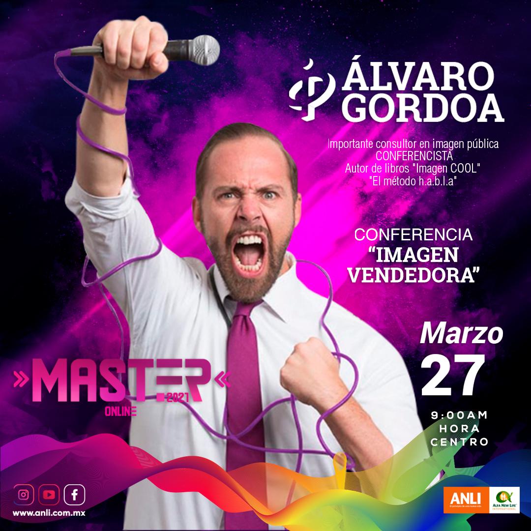 Alvaro Gordoa