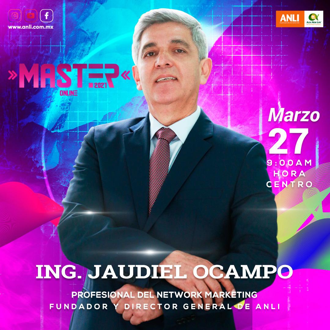 Ing Jaudiel Ocampo