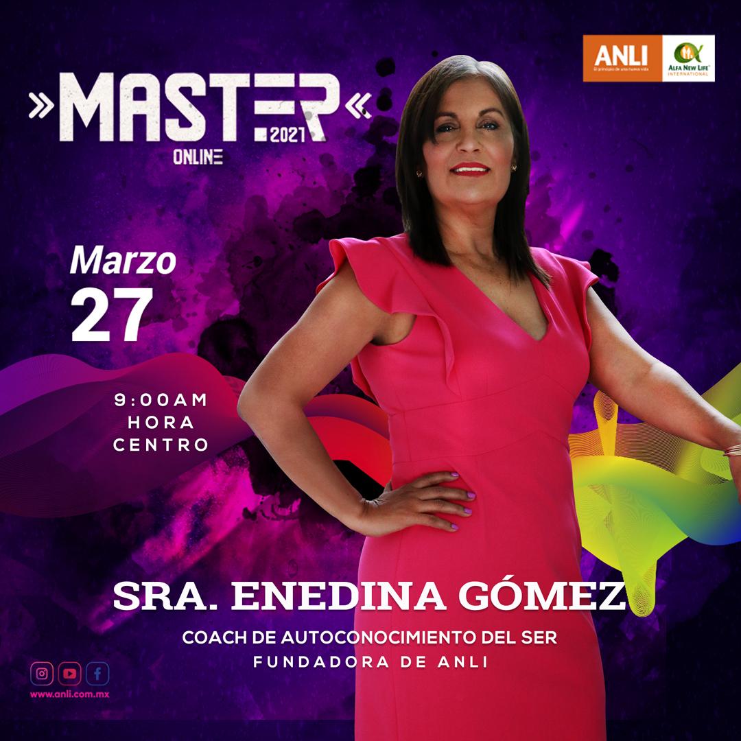 Sra Enedina Gomez